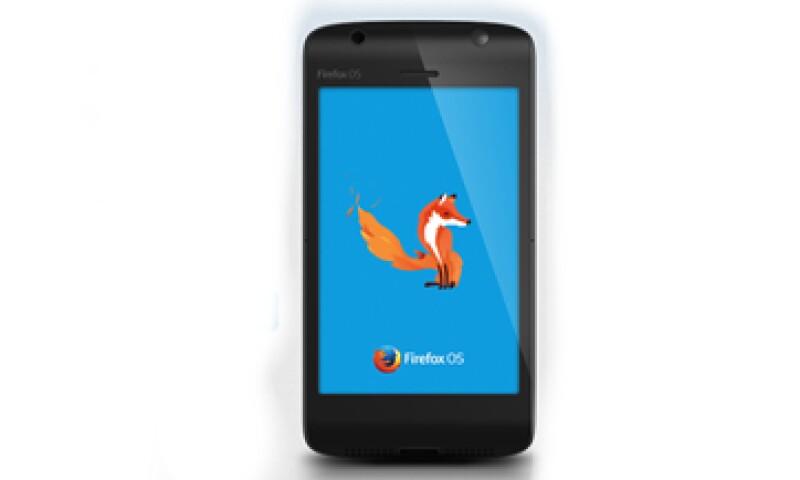 Los teléfonos con Firefox OS comenzarán a venderse en el tercer trimestre.  (Foto: Cortesía Firefox)