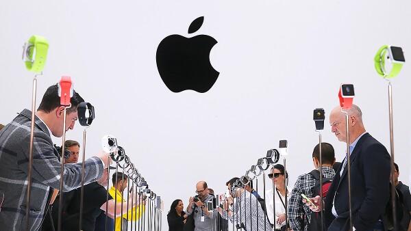 El mercado de Apple Watch
