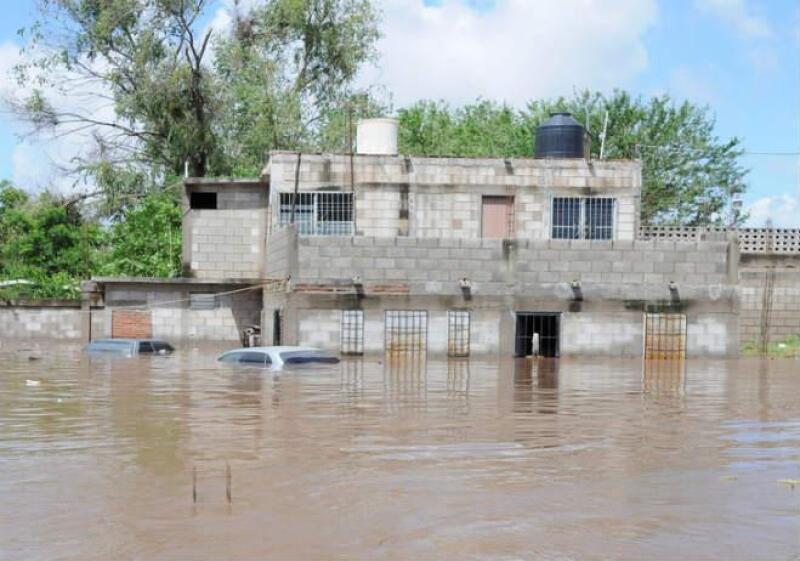 vivienda inundaci�n
