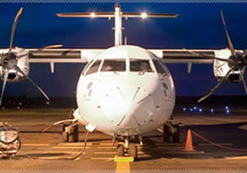 La aerolínea se asoció con UAPT para los pagos de sus clientes de negocios. (Foto: Cortesía Aeromar)