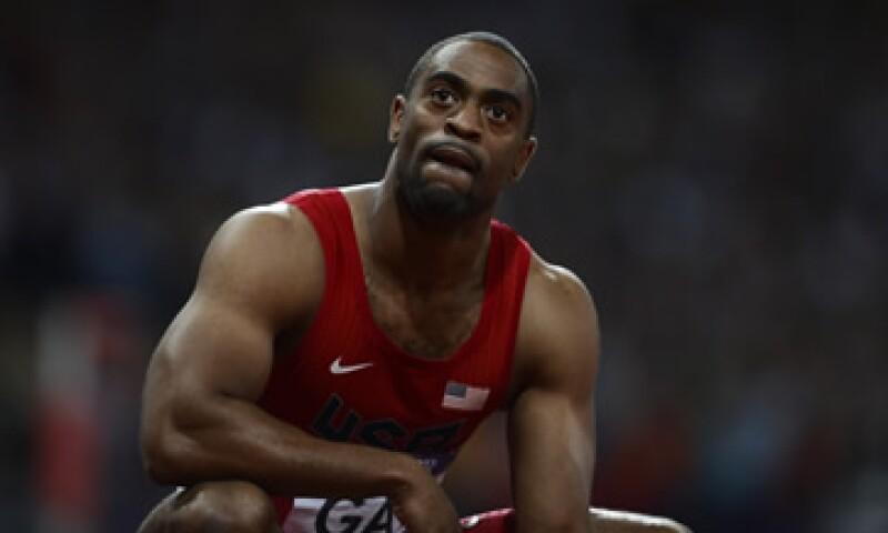 Adidas tenía bajo contrato a Tyson Gay desde 2005. (Foto: Reuters)