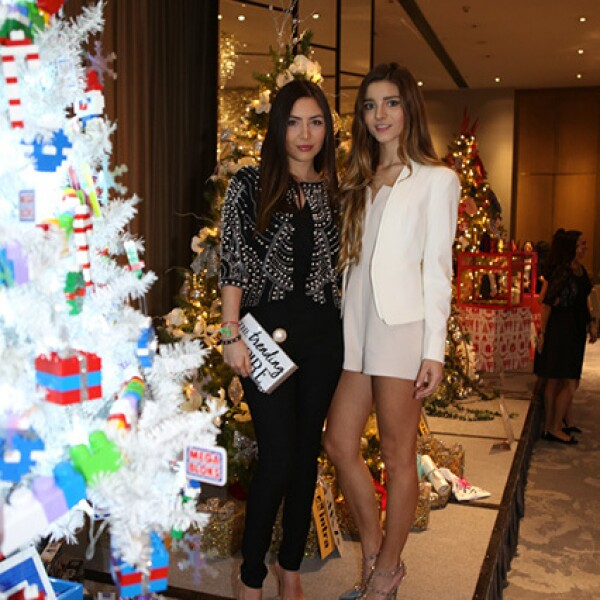 Fernanda y Krista Hilman