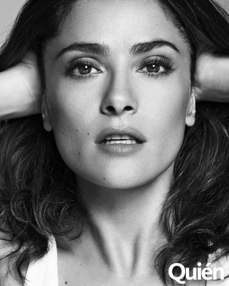 Con motivo de su visita a México para presentar su película El Profeta, la actriz y productora mexicana habló con Quién® sobre este proyecto, su vida como mamá y esposa, y de las críticas que recibe.