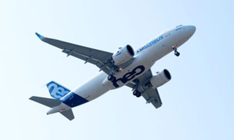 Cada año, Airbus invierte más de 100 millones de euro en la flota del A320. (Foto: www.airbus.com )