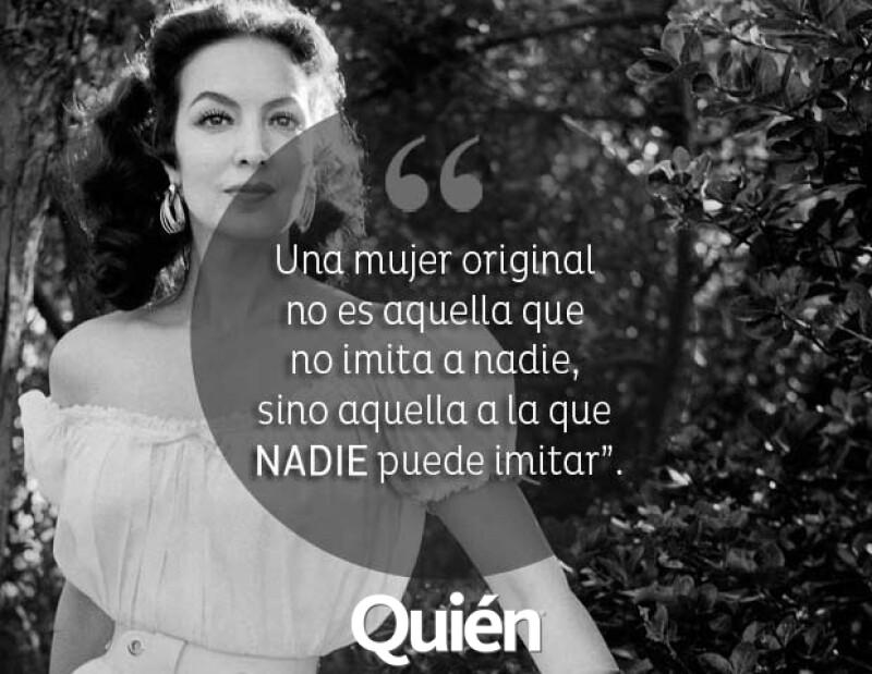 Frases Célebres De María Félix