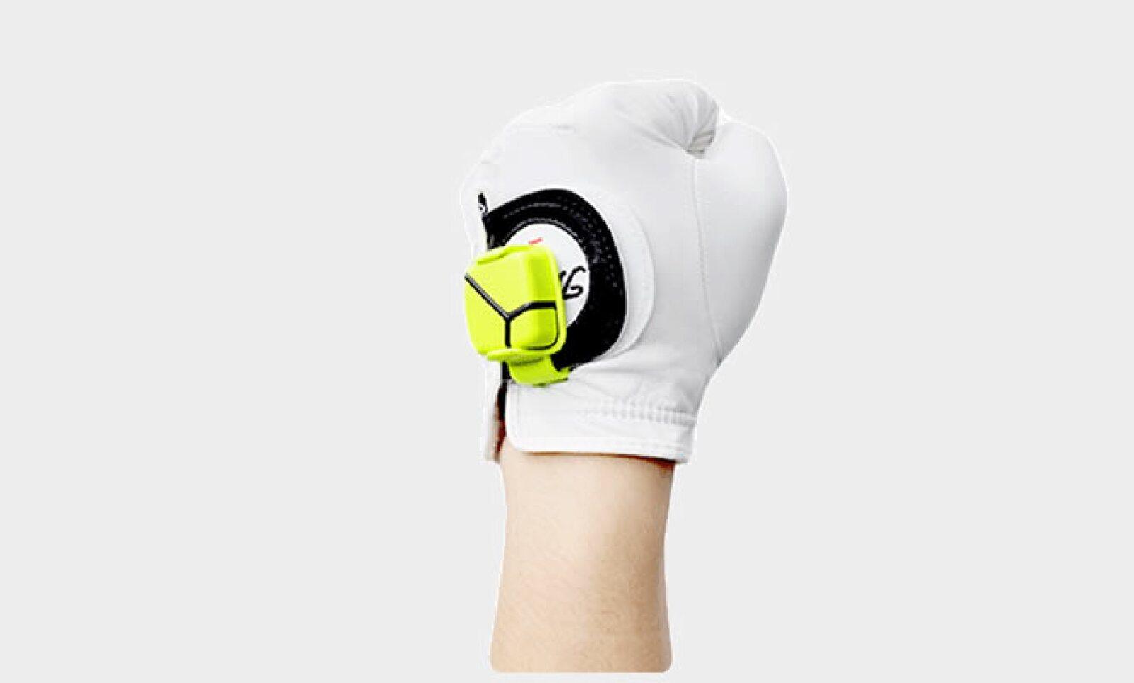 Es un chip que analiza tu habilidad como deportista; se instala en una raqueta, un palo de golf o un bat de beisbol para ofrecer información de tu desempeño.
