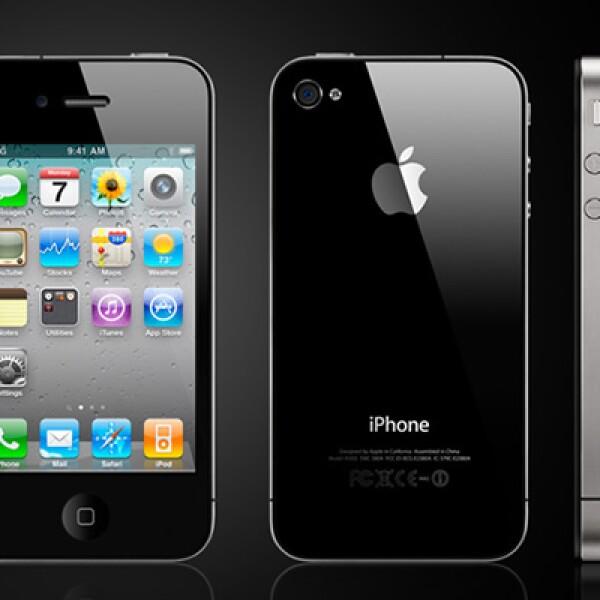 El 24 de junio de 2010 Apple presentó el iPhone 4.