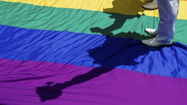 Comunidad LGBT.