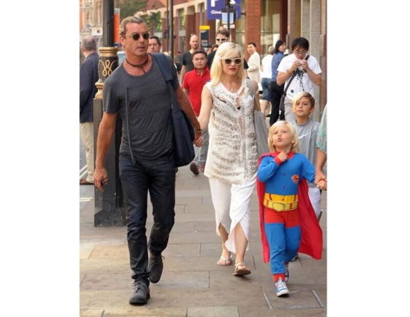 Todo parece indicar que la cantante y su esposo Gavin Rossdale esperan la llegada de su tercer hijo, esto de acuerdo a la publicación In Touch.