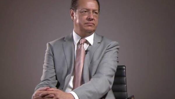 Alfredo Hern�ndez Garc�a, titular de la Secretar�a de Obras y Servicios del Distrito Federal (Sobse)