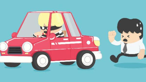 robo de autos