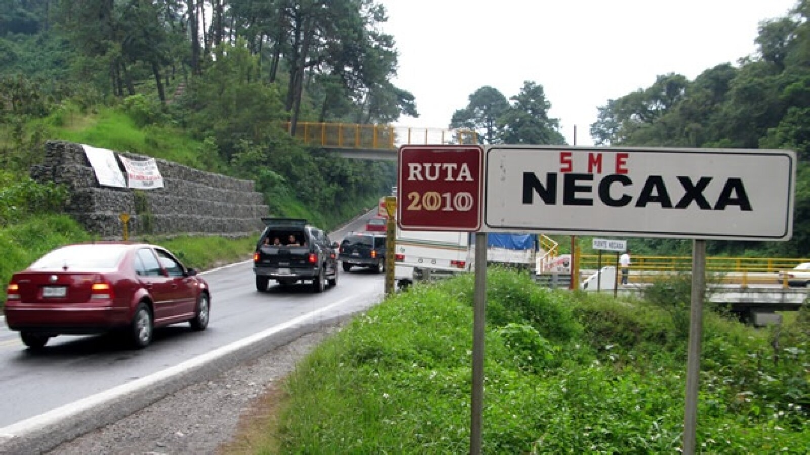 pueblo Nuevo Necaxa 2 sme luz y fuerza