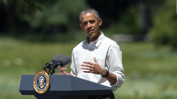 Obama y sus frases trascendentales durante su gobierno