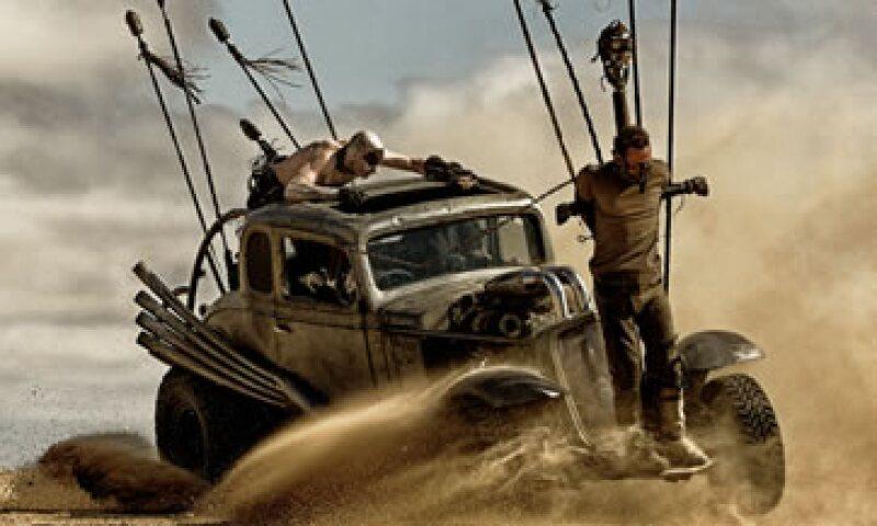 Mad Max: Furia en la carretera recaudó 109 mdd en todo el mundo. (Foto: Tomada del sitio www.madmaxmovie.com)