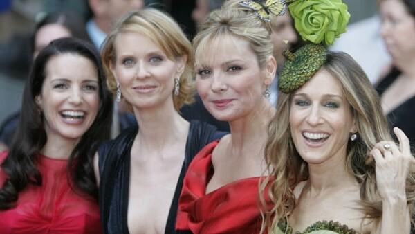 Carrie, Miranda, Charlotte y Samantha regresan para la esperada secuela de la taquillera película. El estreno será en verano y ya pueden verse las primeras escenas.