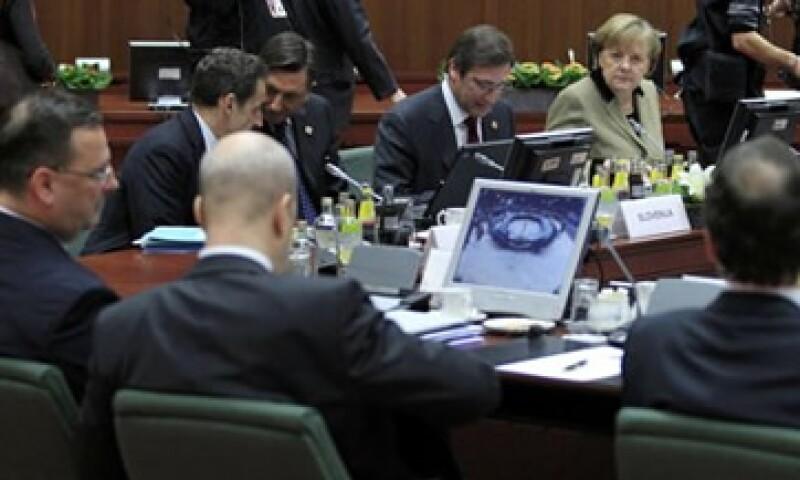En el acuerdo de la Unión Europea no participan la República Checa ni el Reino Unido. (Foto: Reuters)