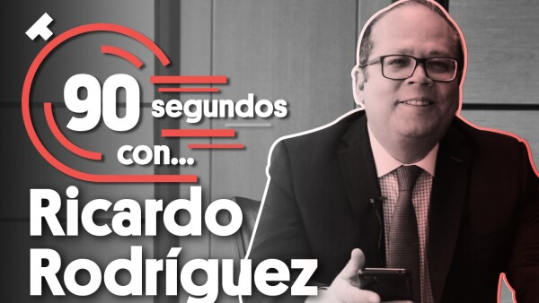 #90SegundosCon... Ricardo Rodríguez