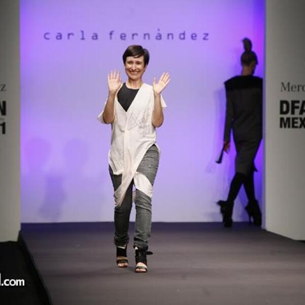 MBDF Pasarela Carla Fernán