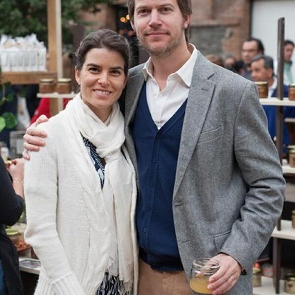 Alejandra y Jorge González