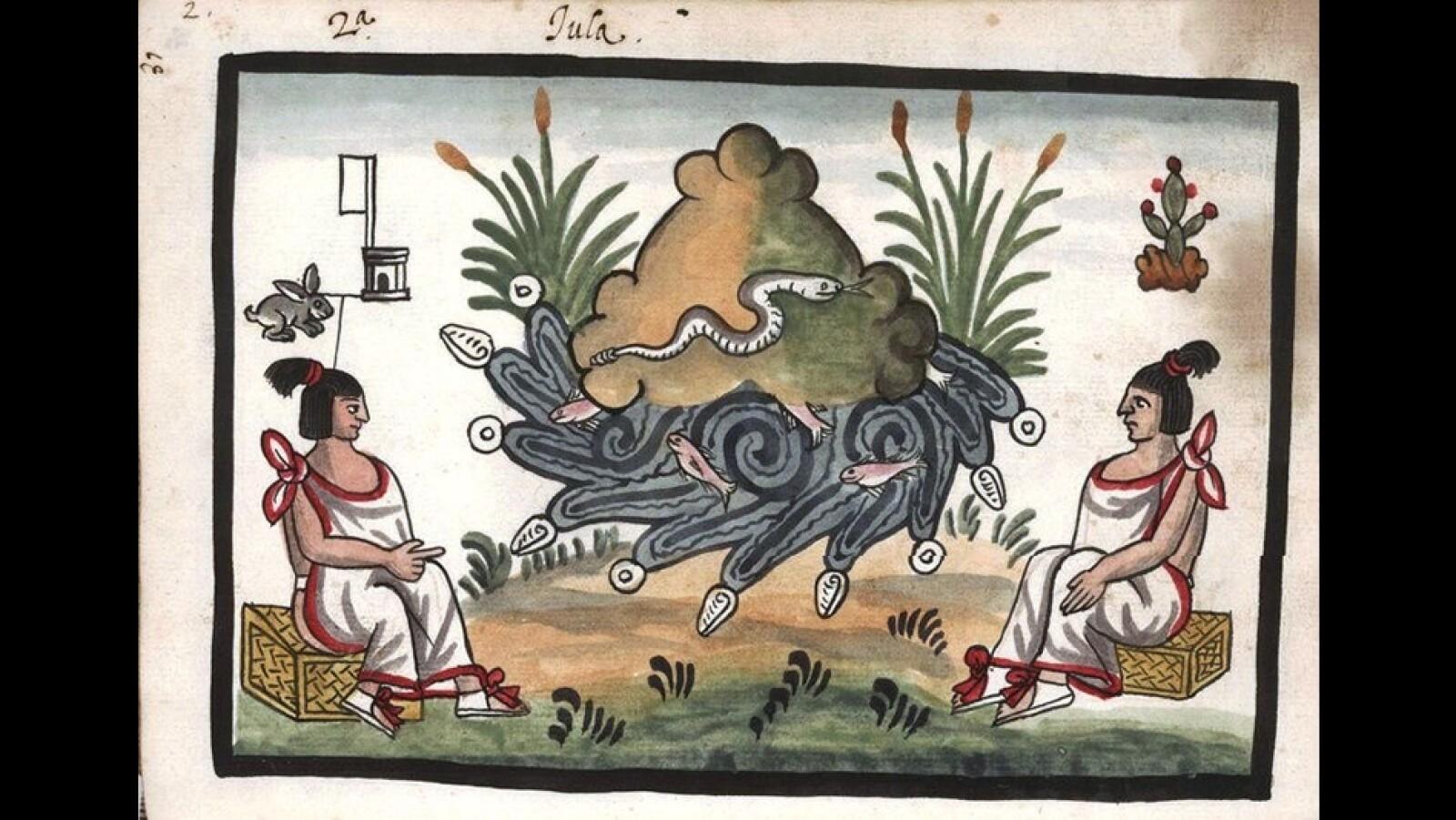 Huitzilopochtli nacimiento 2