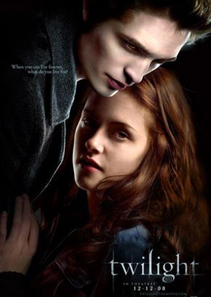 """El actor de Harry Potter estuvo en octubre promocionando la cinta """"Crepúsculo"""", basada en el exitoso primer libro de la saga de Stephenie Meyer."""