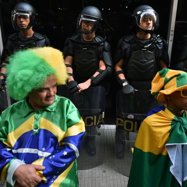 protestas Sao Paulo huelga 3