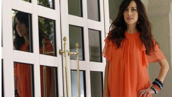 La mexicana fue postulada a dicho premio como Mejor Actriz por su participación en `Capadocia´; la serie además cuenta con otras dos nominaciones.