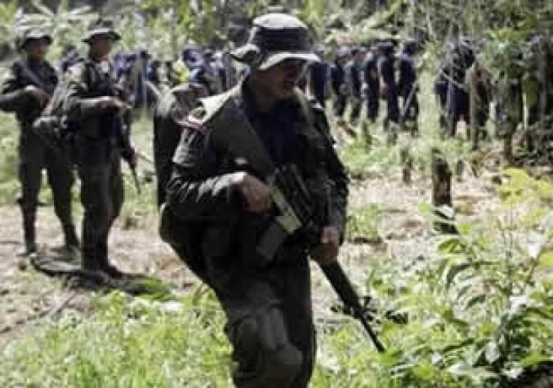 Latinoamérica apuesta a la persecusión de grandes traficantes. (Foto: Reuters)