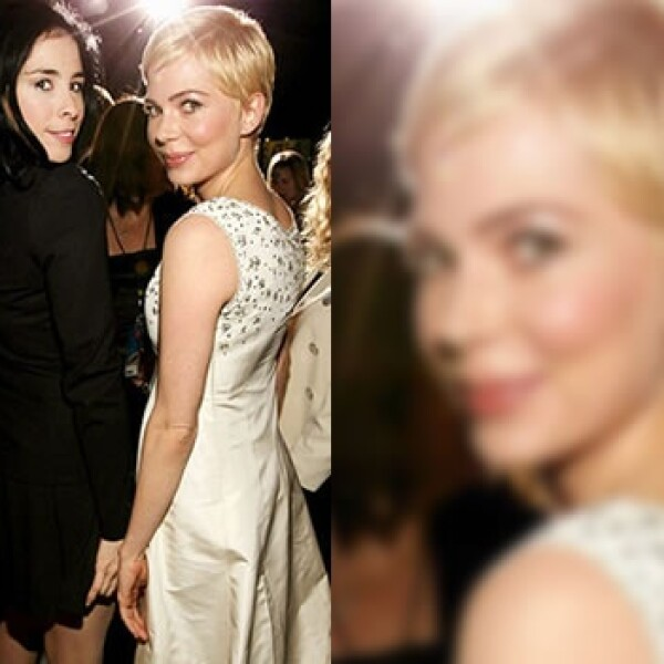 Sarah Silverman  Michelle Williams