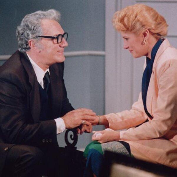 Cordero, quien cautivó al público con interpretaciones como la del abuelo `Don Agustín´ en `Fuego en la sangre´ (2008), nació el 16 de agosto de 1922 en Puebla, México.