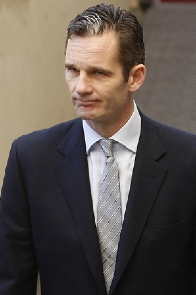 Aunque medios españoles informaron que el yerno del Rey Juan Carlos buscaba un acuerdo económico para evitar ir a prisión, su defensor legal lo negó.