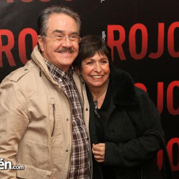 Pedro Sola,Raquel Pankovsky