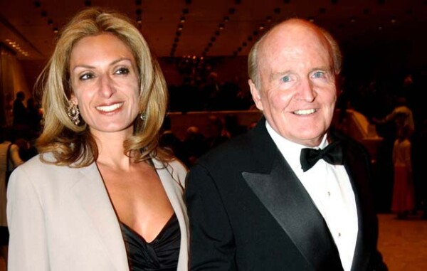 Jack Welch y Jane Beasley