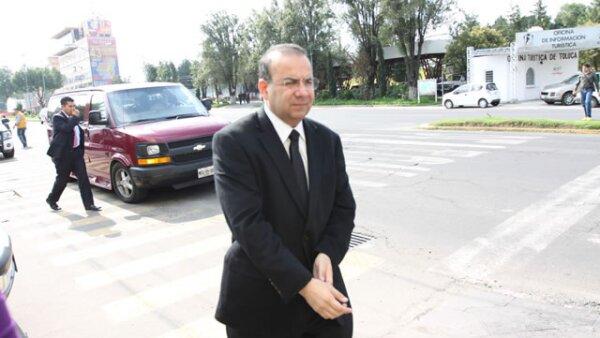 Alonso Navarrete Prida, diputado federal del PRI.