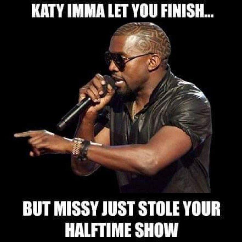 Kanye tiene algo que decir.
