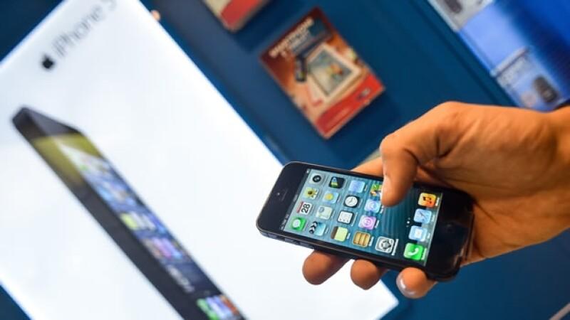 Venta del iPhone 5