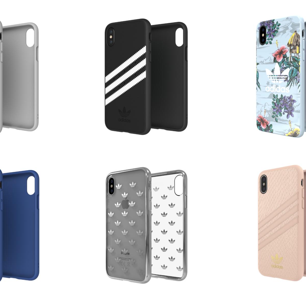 Las fundas de Adidas perfectas para tu iPhone X