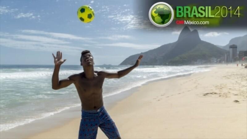 Brasil será una fiesta de futbol el próximo mes con el arranque del Mundial de la FIFA en aquel país