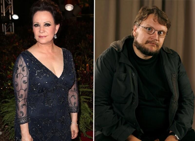 Adriana Barraza estuvo nominada por su trabajo en `Babel´y Guillermo del Toro por `El laberinto del Fauno´.
