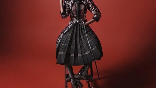 La hija de Will Smith ha incursionado dentro del mundo del modelaje, al ser la imagen oficial de la campaña otoño-invierno de la marca estadounidense.