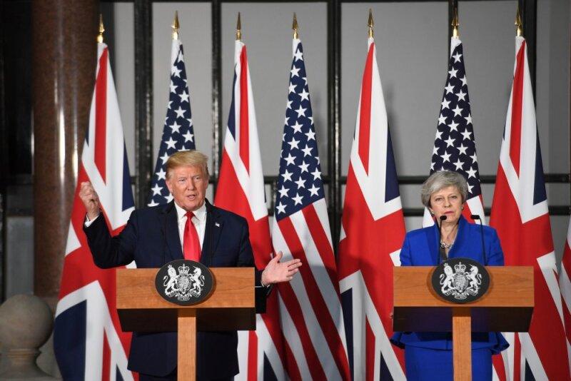 Acuerdo comercial entre EU y Reino Unidos