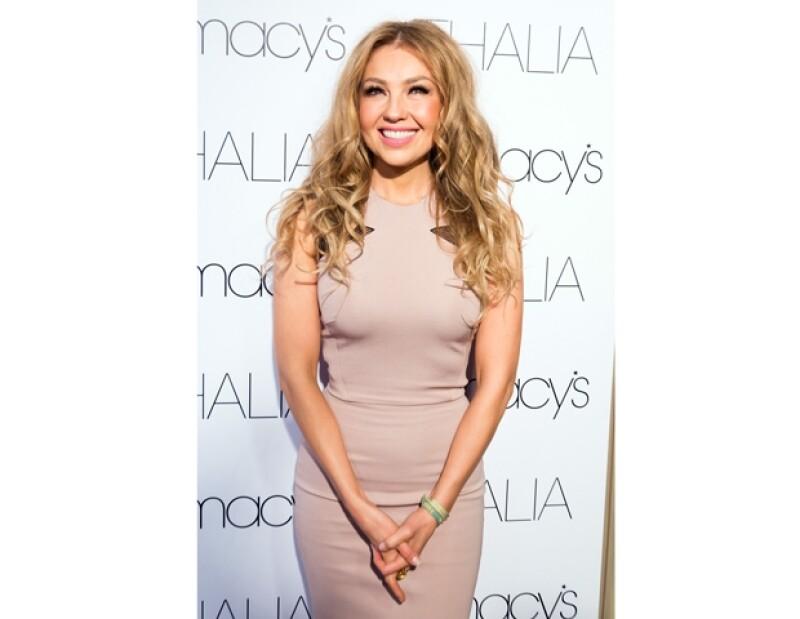 Para el 2015, la estrella mexicana debutará en las tiendas Macy's con una nueva colección.