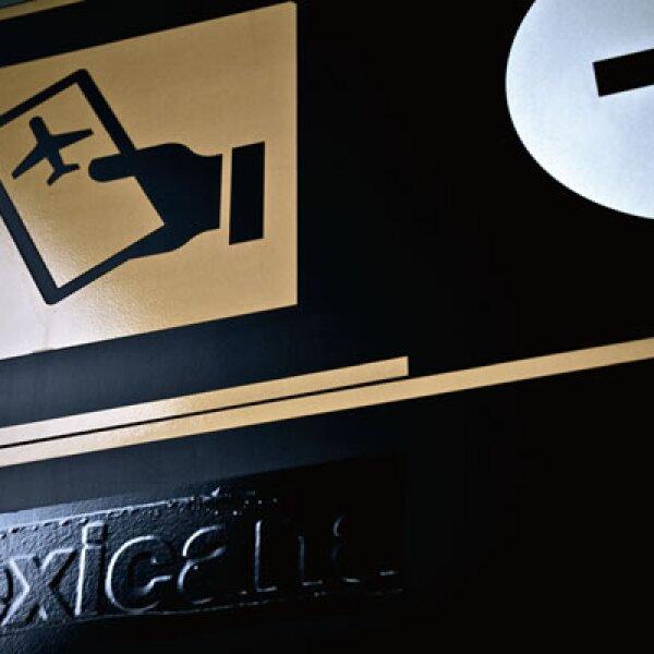 Mexicana estaba a cargo de 65.5% de los vuelos internacionales y 29% de los nacionales.