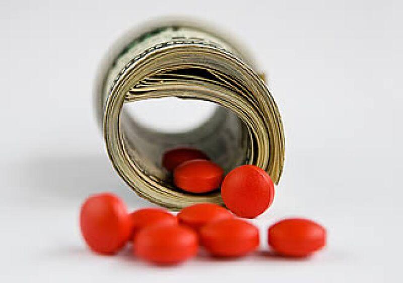 México tiene una oportunidad de crecimiento de hasta 14% anual en el consumo de medicamentos.