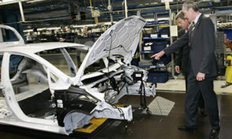 Ford crecerá 150,000 unidades la producción del Ford Fusion en EU (Foto: AP)