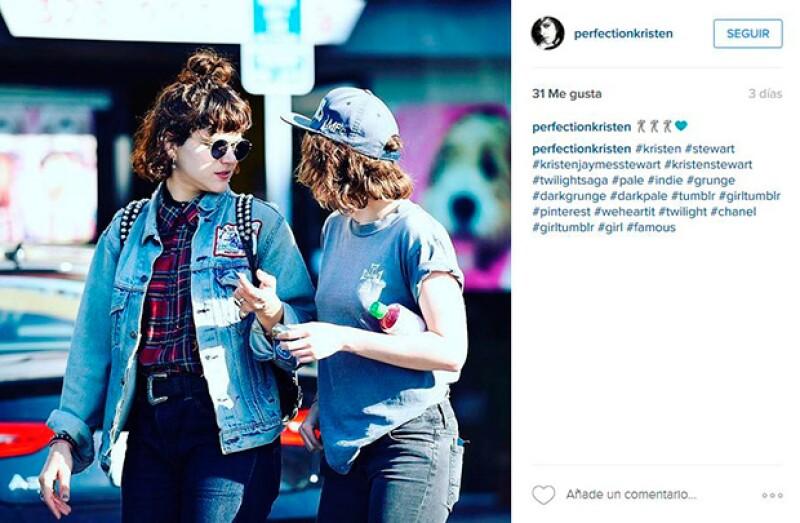 ¿Será que Kristen y Soko han iniciado una relación?