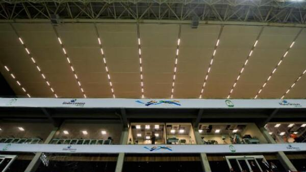Estadio mundialista Arena Pantanal