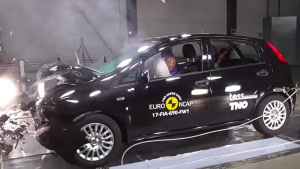 Fiat Punto 2017