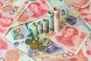 yuan crecimiento