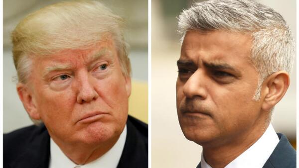 Trump hace enojar a los políticos británicos